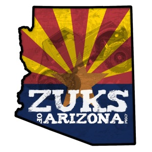 Zuks of Arizona Official Logo