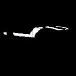 Mazda RX3 - bl/wh