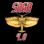 Saga 4.0 front tour shirt