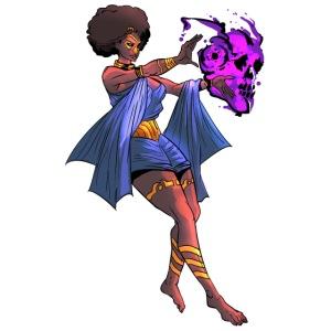 """Ursula """"Power"""" (THAMRO)"""