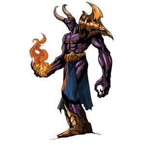 Dagon (THAMRO)
