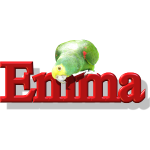 Emma With a Parrot
