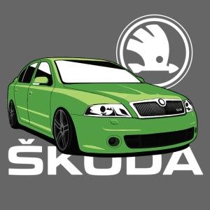 Skoda octavia green stance