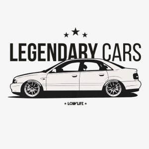 Legendary cars audi