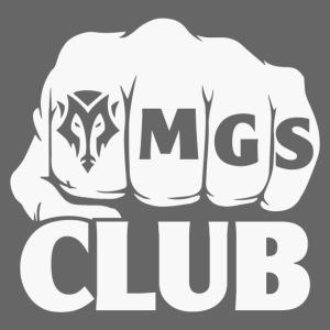 MGS Knuckles Club w png