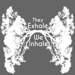 Inhale Exhale White