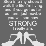 Step into My Shoes (high heels)