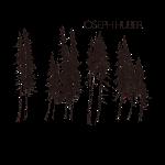 Joseph Huber - Fir Trees