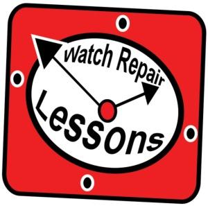 Watch Repair Lessons Logo