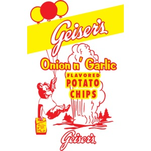 Geisers Chips