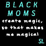 Black Mom Magic Shirt