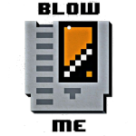 Blow Me NES
