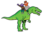 Pancake-DinoRide-T-Shirt-2017