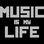 Music Is My Life DJ