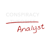 Conspiracy Analyst