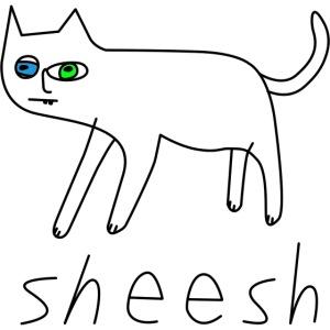 SHEESH CAT