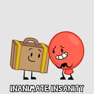 Suitcase Balloon Duo