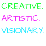 CreativeArtisticVisionary