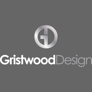 Gristwood Design Logo For Dark Fabric