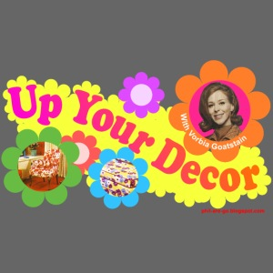 Up Your Decor logo.