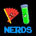 Fan Test Tube NERDS