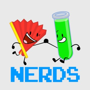 Fan Test Tube NERDS