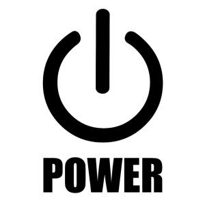 power symbol bk