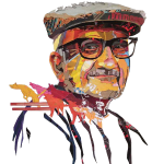 Nerd Old Man