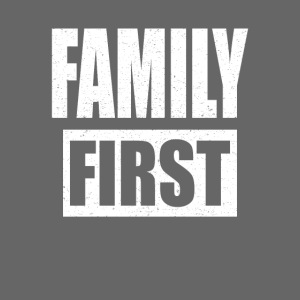 FAMILY FIRST T-SHIRT [MATCHING CLOTH/OUTFIT]