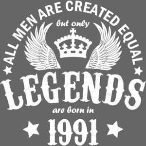 Legends are Born in 1991