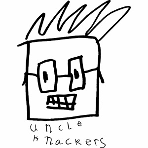 Uncle Knackers Self Portrait.