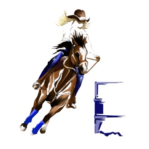 BARREL HORSE