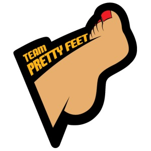 TEAM PRETTY FEET CARAMEL QUEEN