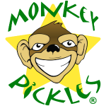 Monkey Pickles Logo Shirt