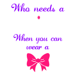 Who Needs... - Pink