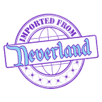 Imported from Neverland - Purple