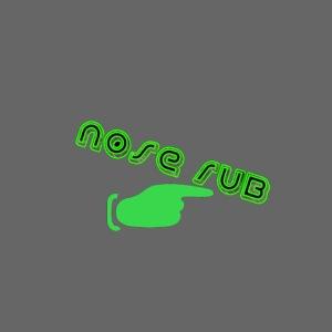 Nose rub