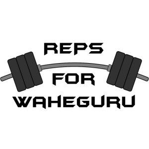 REPS FOR WAHEGURU