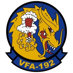 VFA 192 CREST