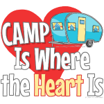 Camp is Where the Heart is