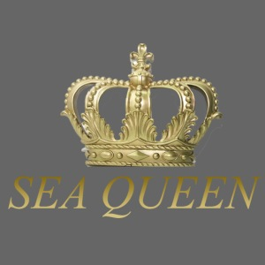 Sea Queen-Men's long sleeve shirt