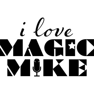 I Love Magic Mike t-Shirt