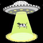 Ufo vache