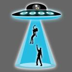 Enchantement UFO drôle