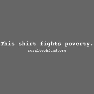 This Shirt Fights Poverty