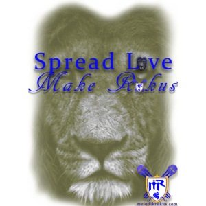 spread love make rukus t