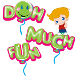doh much fun shirt.png