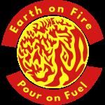 earth on fire again