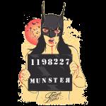 Tough Times Bat Mask