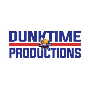DUNKTIME Retro logo
